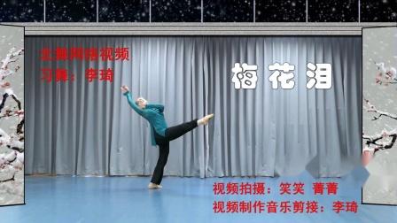 李琦《梅花泪》北舞网络视频