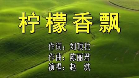 《柠檬香飘》刘顶柱词,陈丽君曲,赵淇演唱。获奖歌曲。.mpg