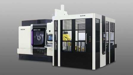 NVX5100+MATRIS产品展示