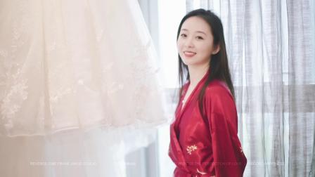 刘沛辰+汤蕊·婚礼快剪|逆拾帧影像出品