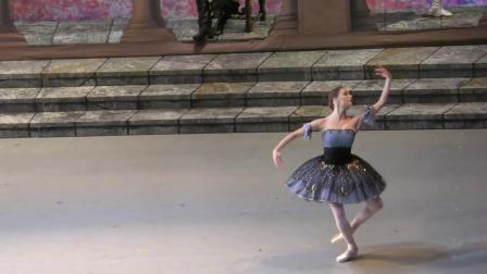 《帕基塔》三幕片段 - 瓦岗诺娃芭蕾舞校毕业演出2018年10月14日 Paquita Act III