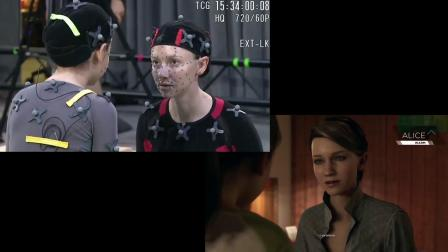 Detroit_ Become Human_Vicon Mocap Behind The Scenes