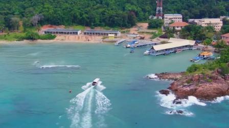 ✈✈南中国海上的蓝宝石🧡🧡热浪岛(Pulau Redang)Part2