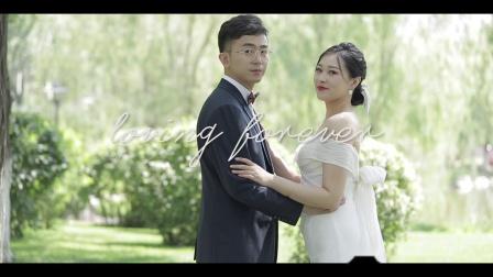「SHI YUAN DONG & DONG SHUO FAN」生态玫瑰婚礼快剪丨暄影像工作室出品