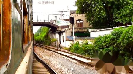 实拍宁芜:中华门站的最后时光 小清新之旅画上句号