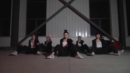 【CN舞蹈】LISA Tomboy舞段展示 宜昌街舞| 爵士舞