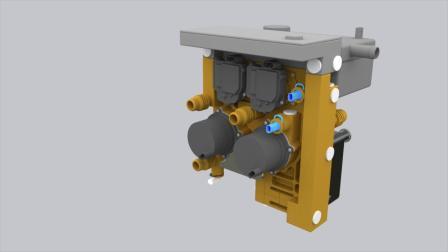 新能源汽车热管理解决分案