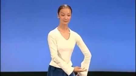 朝鲜族舞蹈基础训练1