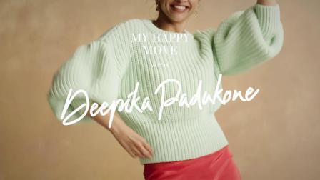 Chopard萧邦 - Happy Move x 迪皮卡·帕度柯妮(Deepika Padukone)