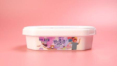 甄稀x麦德龙联合出品,甄麦奇缤纷软糖冰淇淋来啦!
