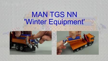 Conrad MAN TSG NN Winter by Cranes Etc Tv