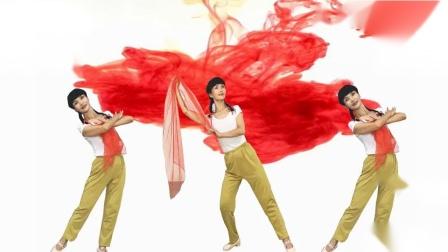 《绒花》编舞:李夏辉老师。习舞:蝶恋