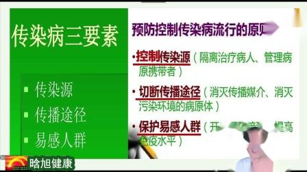 张晗旭教授给南京海事学院讲如何应对新冠疫情