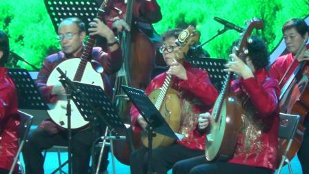 杭州东山弄民乐团演出