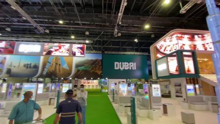 迪拜旅游及商业推广部于2021阿拉伯旅游交易会