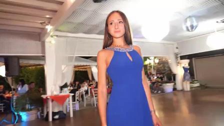 Small Miss 2021年意大利多洛·卡里斯佩拉小姐时装秀