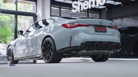 STONE Exhaust - Developing Exhaust Systems for BMW G80/G82 M3/M4 S58