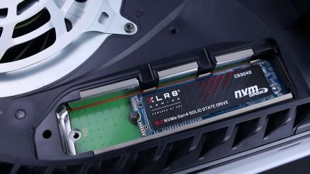 XLR8 CS3040 SSD 是PS5扩容的最佳选择