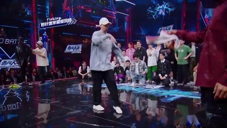 battle纯享  布布现场放大招,引发大家尖叫连连!  这!就是街舞 第四季 Street Dance of China S4  优酷综艺