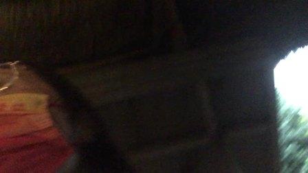 211015-17:00晁安雅迪士尼乐园 调研万圣节讨糖