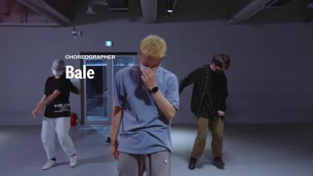 Marshmello - Light It Up ft. Tyga & Chris Brown  Bale 编舞