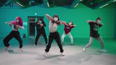 ITZY - B [OO] M-BOXX  Jane Kim  编舞