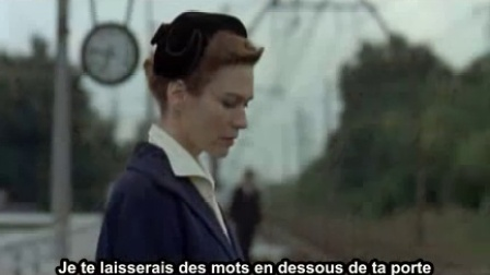 【Mères et filles 秘密日记】【电影预告片】【中法双语字幕】
