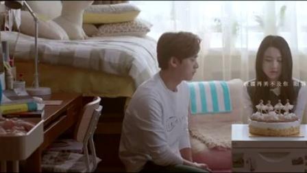 《栀子花开》正青春推广曲李易峰《年少有你》MV