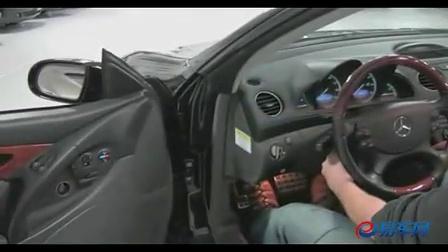 梅赛德斯奔驰SL600 试驾评测视频