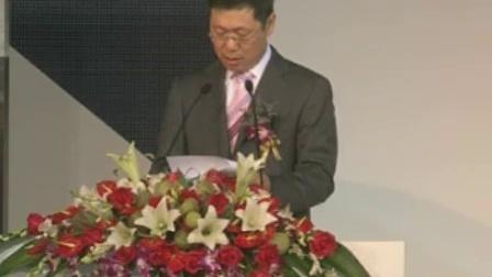 森雅S80上市发表会 一汽吉林总经理胡汉林致辞