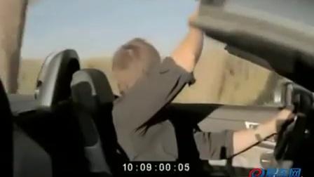 2011年梅赛德斯奔驰SLK法国宣传视频
