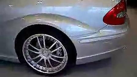 全球限产100量的奔驰CLK DTM AMG