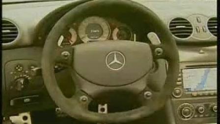 梅塞德斯奔驰 CLK DTM AMG Cabrio精彩试驾