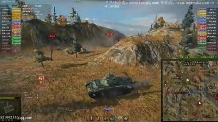 坦克世界马卡洛夫出品《重坦卡位选择篇》