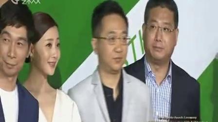 《鸡毛飞上天》剧组 上海电视节红毯 20170616
