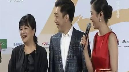 《北上广不相信眼泪》 上海电视节红毯 20170616
