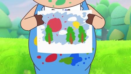 【蓝迪儿歌第二季】8 彩色的拉比