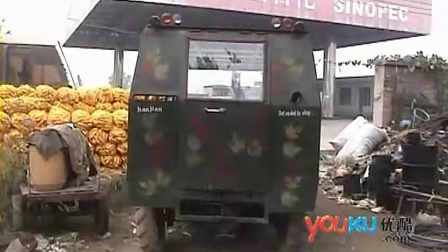 【拍客】河北退伍老兵五年手工造出水陆两栖车