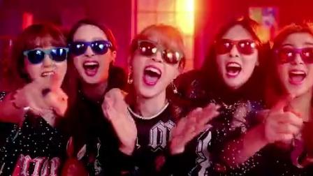 [杨晃]韩国性感美女组合4MINUTE新单Whatcha Doin' Today