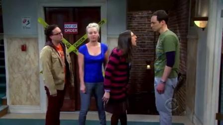 生活大爆炸 The Big Bang Theory 6x15 预告