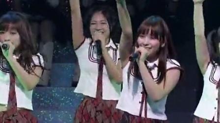 90.脳内パラダイス 100121 AKB48 Request Hour Setlist Best100