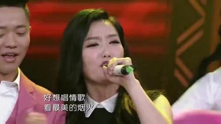 凤凰传奇实力反串 爆笑演唱《郎的诱惑》 歌手是谁 150926
