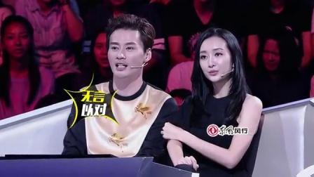 戏精刘维上线 现场模仿吴莫愁 歌手是谁 151017
