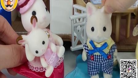 小猪佩奇森林家族的周末 超级飞侠猪猪侠玩具 焦虑先生