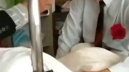 【整点辣报】司机磕头求饶/新郎官骨折/老师暴打学生