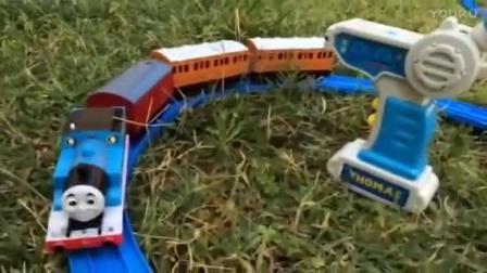 托马斯和他的朋友们玩具火车托马斯坦克引擎遥控