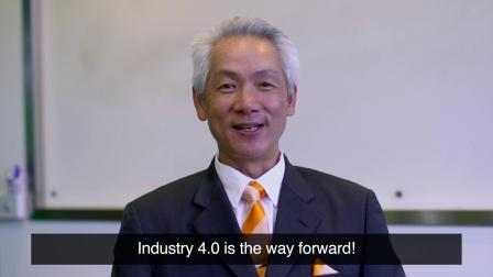 Work-Life Balance Episode 6: #FSIM40 Implementing Industry 4.0 in Ningbo Supu