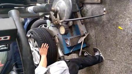 天猫汽车超人买的车胎 指派门店给安装的车胎 将我胎压传感器弄坏了 网店和门店逃避责任 寒了消费者的心