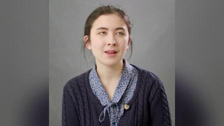 Graduates of Illinois: Naomi Kainuma, Bachelor's in Political Science