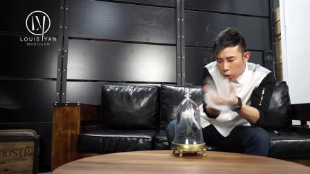 香港魔术师甄泽权Louis Yan -「美女与野兽」- 飘浮空中的玫瑰魔术